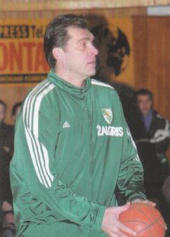 """BC Šiauliai. 2003-2004 m. ir A.Sabonis išbandė """"Tauro"""" sporto salės lankus."""