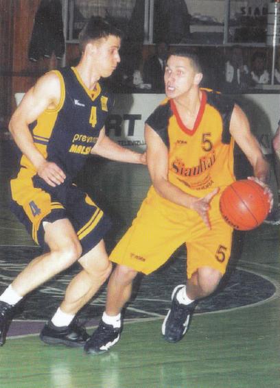 BC Šiauliai. Tomas Gaidamavičius turėjo būti ilgalaikė R.Giedraičio pamaina.