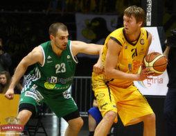 """BC Šiauliai. 2009-2010 m. pirmasis latvis """"Šiaulių"""" komandoje - R.Grafs."""