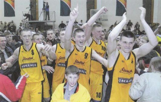 BC Šiauliai. 2003-2004 m. LKL bronza.