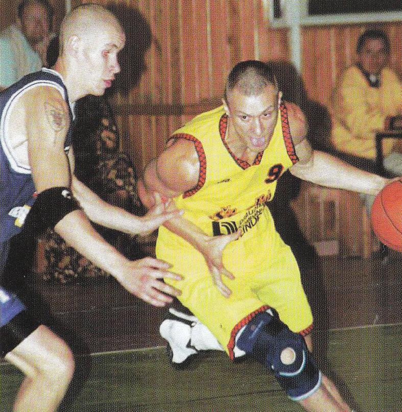 """BC Šiauliai. 1999-2000 m. Žydrūnas Urbonas - pirmasis sezonas už """"Šiaulius""""."""