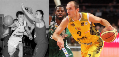 """BC Šiauliai. D.Pakamanis - pirmasis (2001-2002 m.) ir paskutinis (2013-2014 m.) sezonai už """"Šiaulių"""" komandą."""