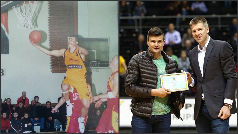"""BC Šiauliai. 2016-2017 m. Buvęs """"Šiaulių"""" komandos krepšininkas Tomas Balčiūnas prisideda ir prie klubo rėmimo."""