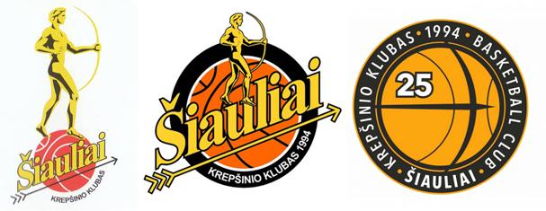 BC Šiauliai. 2019-2020 m. 25-ių metų jubiliejaus proga klubas pristato naują logotipą