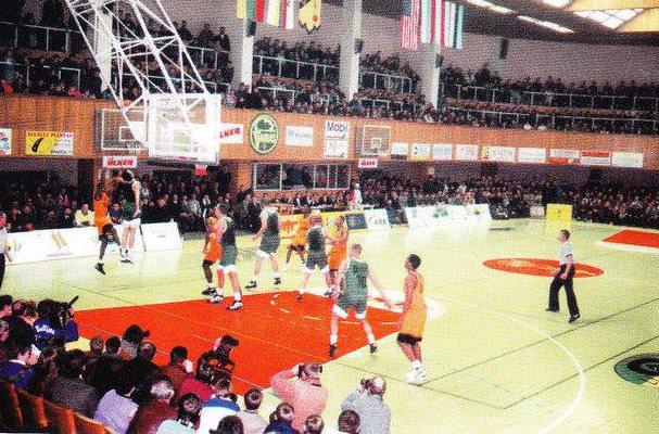 BC Siauliai atmosfera Tauro sporto salėje